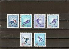 Briefmarken---DDR---1968-----Postfrisch----Mi 1335 - 1340-----