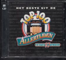 BESTE UIT DE TOP 100 ALLERTIJDEN 97 2-CD LONG VERSION Alice Cooper Depeche Mode