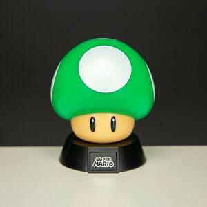 Icon Licht: Super Mario 1Up Pilz 3D (Neuwertig/B-Ware)