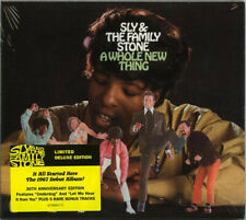 Sly & The Family Stone – A Whole New Thing. CD. Sealed. Mint.