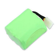 Battery 7.2V 4A 4000mAh Ni-MH for Neato XV-11 Robotic Vacuum Cleaner set of 3