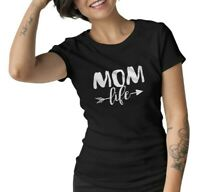 Mom Life #2 T Shirt Christmas Gift Mama Bear T-Shirt Momma Mommy Mother's Day