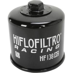 Year of Manufacture 2004 B23111 Hiflo HF138 Motorcycle Oil Filter for Suzuki GSX-R 600 U3