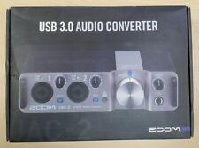 Zoom UAC-2 24-bit/192 khz 2x2 USB 3.0 Audio Interface