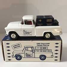 NEW Ertl Die-Cast 1955 Chevrolet Cameo Pickup Truck Ltd Edition The Eastwood Co