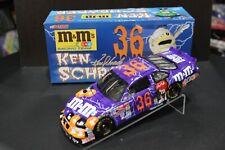 2000 Ken Schrader M&M's Halloween 1/24 Action RCCA Clear Window Bank Diecast