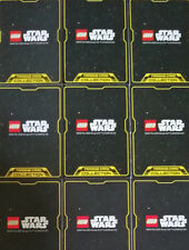 Trading Cards Lego Star Wars
