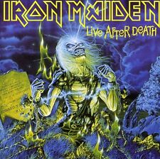 Live after death Ecusson Iron Maiden ref pa713