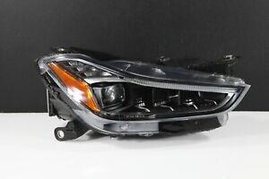 2019 2020 Maserati Ghibli Right RH Passenger Full LED Headlight OEM 19 20