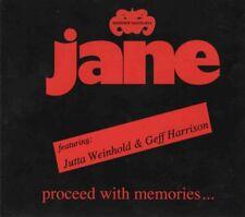 JANE (Werner Nadolny) - Proceed With Memories (Jutta Weinhold / Geff Harrison)
