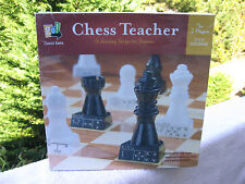 Chess Teacher A Learning Set For Beginners By Go! Classic Game New & Sealed!