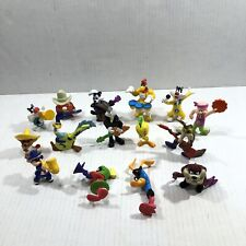 Lot Of 15 Vintage And Rare Looney Tunes Characters PVC Toy Figures From 1994