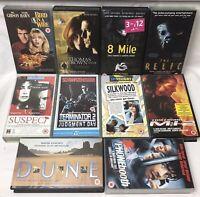 Vhs Bundle Joblot 10 X Uk Video Cassette Tapes All Cert 15