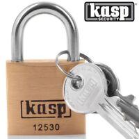 Steel Shackless Padlock 73mm 6 Pin High Security Garage Vehicle Kasp K50073LD