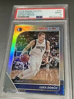 POP 1 PSA 9 Luka Doncic Artist Proof NBA HOOPS Silver /25 PSA 9 Dallas  2yr🔥🔥