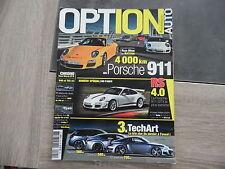 Magazine OPTION AUTO – n°191 – Aout/sept 2011