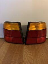 BMW E34 (89-95) Tail Lights Genuine OEM