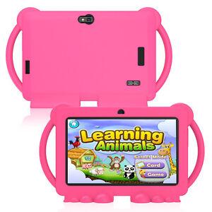 "XGODY 7"" Android 8.1 WiFi Tablet PC 16GB ROM Quad-core Bundle Case Per Bambini"