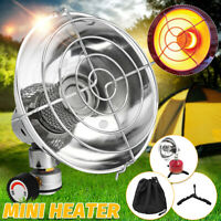 Outdoor Portable Mini Gas Heating Stove Warmer Heater Camping Hiking