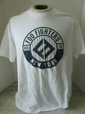 2018 Foo Fighters New York Concert T-shirt Size Xl