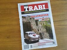 Super Trabi Magazin 89 / 2017 - Geschenk für Trabant Freunde Fahrer DDR Wartburg