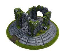 Décor resin warhammer ruine Wargame Terrain Scenery ruins