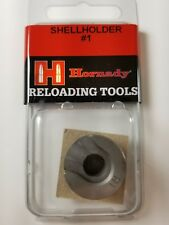 HORNADY RELOADING SHELL HOLDER #1   6.5 CREEDMOOR   - 390541