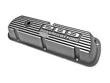 1964-1973 ANY FORD - Mustang Bronco Fairlane - 289 Aluminum Valve Covers (Pair)