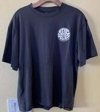 New listing Mens Rip Curl Wetsuits Rash Guard Short Sleeve Swimming Shirt Size M