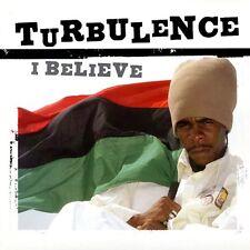 Reggae Roots Cultural Music CD Turbulence I Believe Dancehall Album MRECCD 380