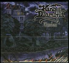 King Diamond Voodoo CD new digipack German Press Metal Blade Records