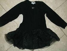 robe CADET ROUSSELLE T.24 mois noir