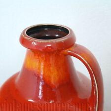 70's XXL Design Vase Bodenvase Regenschirmständer Bay Keramik 67 45 W.- Germany