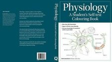 Physiology: a Student's Self-Test Coloring Book: All-In-One Reference and Study Aid for Human Physiology by New Burlington Books (Paperback, 2016)