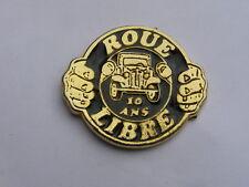 pins automobile club roue libre 10 ans