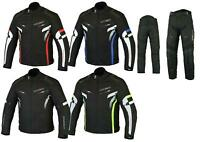 MBSmoto MJ22 MAX MOTORCYCLE BIKE SCOOTER  SPORTS JACKET SUIT WITH TROUSER
