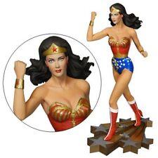 Tweeterhead * Lynda Carter - Wonder Woman * Maquette Porcelain Statue Figurine