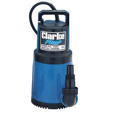 "Clarke 1¼"" Submersible Water Pump - CSE2"