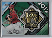 Bryce Harper 2018 Topps Rookie Debut Medallion Card Limited Edition Card 14 / 99