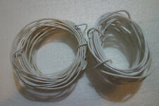 56 Ft 18 Awg Stranded 600V Silver Plated Copper Teflon Wire