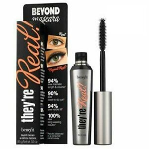 Benefit Black Mascara UK Full - - NEW 8.5g BRAND Size Real They're Beyond UK
