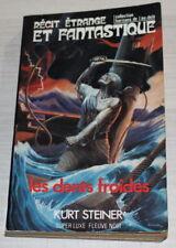 Les Dents Froides par Kurt Steiner - Récit Etrange & Fantastique - FN de 1980