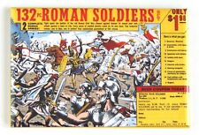 132 Roman Soldiers FRIDGE MAGNET (2 x 3 inches) comic book advertisement ad toy