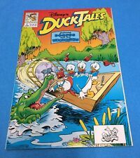 Disney's DuckTales # 8 January, 1991 Featuring The Junior Woodchucks!  NM+