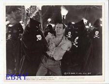 Ward Bond held prisoner Legion Of Terror VINTAGE Photo