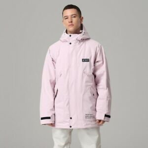 Ski Jacket Snowboard Jacket Couple Snowboard Jacket Waterproof Snow  Snow Coat