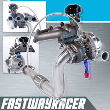 EF EG EK Del Sol D15 D16 D15A D15B D16A SOHC T3 T3/T4 T04E Turbo Charger Kit SI