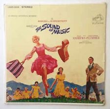 THE SOUND OF MUSIC SOUNDTRACK (LP)