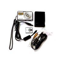 Sony Cyber-Shot DSC-W180 10.1MP Digital Camera w/3x Zoom Cybershot