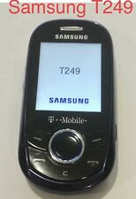 Samsung  UNLOCKED SGH T249 Cellular Phone T-Mobile Simple Mobile  Ultra Mobile